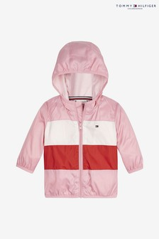 Tommy Hilfiger Baby Flag Colourblock Jacket