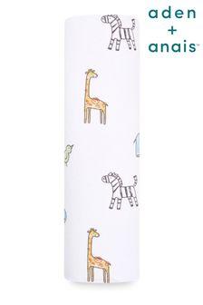 Pătură aden + anais™ Jungle Jammin Comfort Knit™ mare