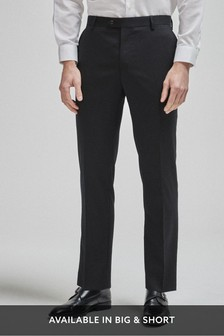 100% Wool Suit: Trousers