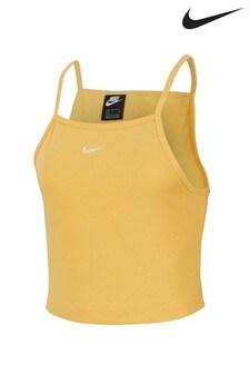 Débardeur Nike basique raccourci