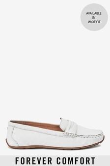 Кожаные туфли для вождения Forever Comfort®