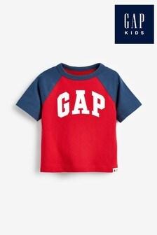 Červené tričko Gap