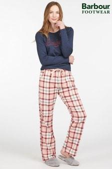 סט פיג'מה של Barbour® הלבשת שינה דגם Phoebe