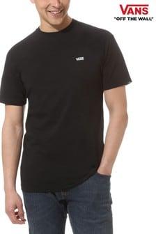 Camiseta con logo pequeño de Vans