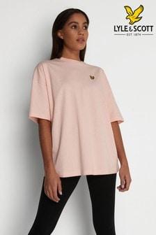 Lyle & Scott Womens Oversized T-Shirt
