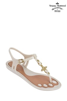 Vivienne Westwood by Melissa Solar Orb Toe Post Sandals