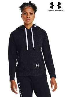 Under Armour Rival Kapuzensweatshirt im Farbblock-Design