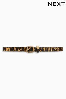 Schmaler Jeans-Gürtel