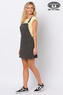 Animal Black Suzy Q Woven Dress