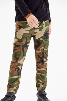 Pantalon cargo (3-16 ans)