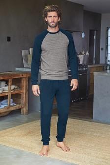 Raglan Stretch Comfort Pyjama Set