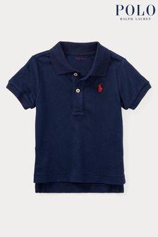 Ralph Lauren Navy Logo Polo