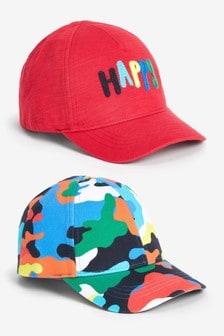 מארז של2 כובעים (3 חודשים עד גיל 10)