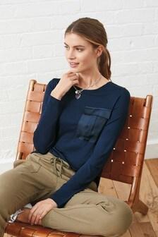 Long Sleeve Utility T-Shirt