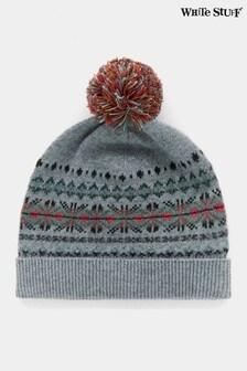 White Stuff Grey Kids Ingleton Hat