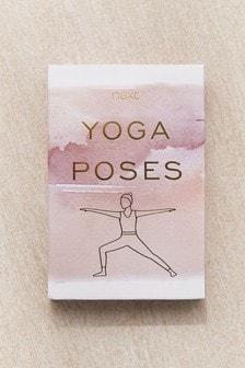 Карточки с позами йоги