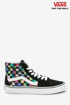 Vans Sk8 High Iridescent Trainers