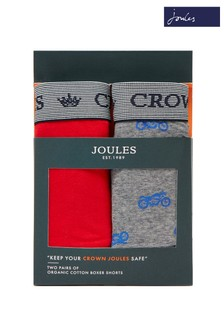 Joules Crown Joules Boxers Two Pack