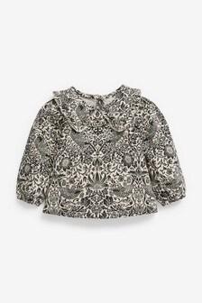 Big Collar Jersey Blouse (3mths-7yrs)