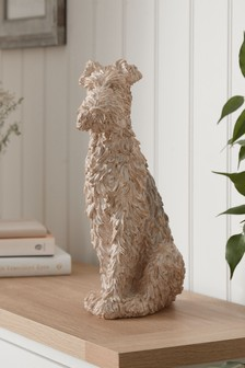 Brown Murphy the Terrier Dog Ornament