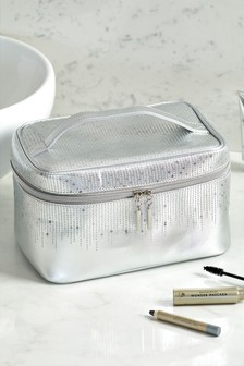 Sparkle Vanity Cosmetics Bag