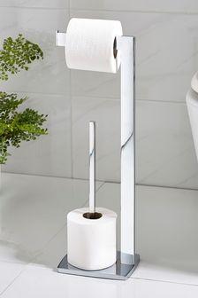 Moderna Toilet Roll Stand And Store