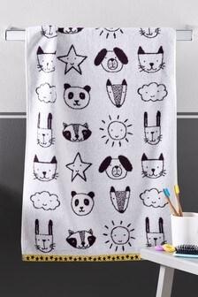 Kids Character Towel