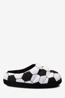 Football Mule Slippers (Older)