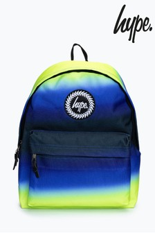 Hype. Lime Gradient Backpack