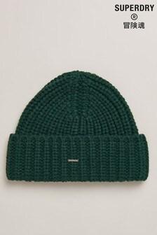 כובע גרב מסריגעבה שלSuperdry