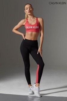 Calvin Klein Black 7/8 Sports Leggings