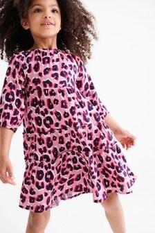 Многоярусное платье (3-16 лет)