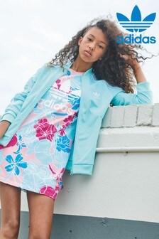 adidas Originals Floral Printed Dress