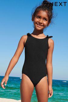 بذلة سباحة منقوشة (3-16 سنة)