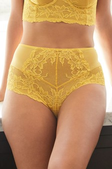 Lace Knickers Two Pack