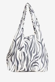 Fold Away Shopper Bag