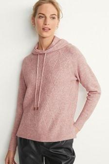 Knitted Hoodie (977528) | $32