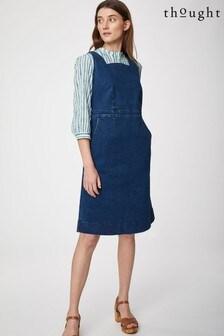 שמלתRosa בצבע כחול שלThought