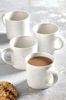 Set of 4 Hayden Mugs