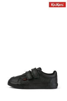 Черные кроссовки Kickers® Tovni