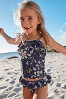 Floral Tankini (3-16yrs)