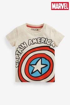 スーパーヒーロー ライセンス Tシャツ (3 か月~8 歳)