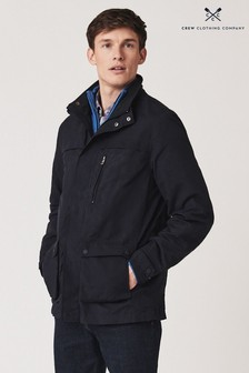 Crew Clothing Blue Pendle Jacket