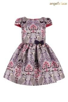 فستان أرجواني من Angel's Face