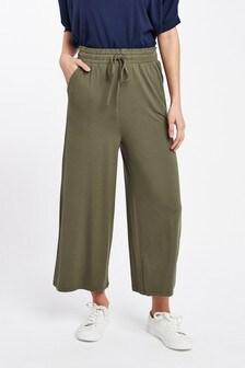 מכנסי-חצאית מג'רזי
