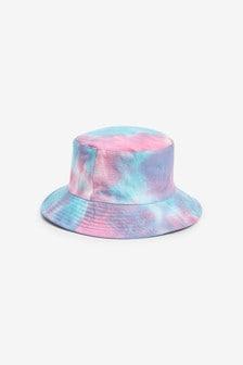 綁染漁夫帽 (3-16歲)