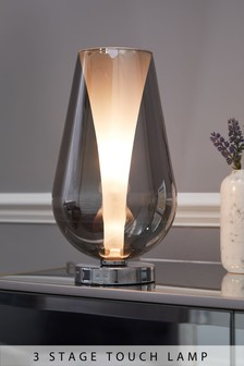 Cooper Large Touch Lamp