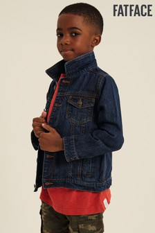FatFace Blue Denim Jacket