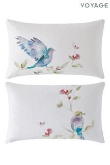 Set of 2 Voyage Spring Flight Pillowcases