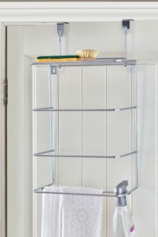 Finn Towel Rail And Store